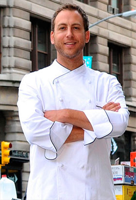 Luca Manfè Chef the Frico Ambassador